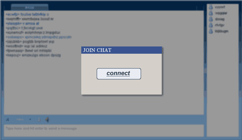 Online chat room in india